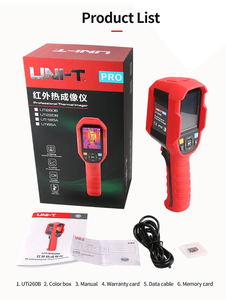 UTi260B Thermal Imager Camera-Industrial Thermal Camera