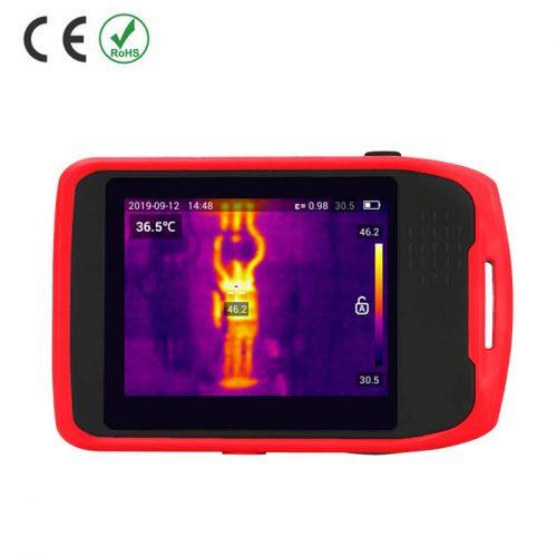 UTi120T Pocket Thermal Imager-Matches Fluke PTi120