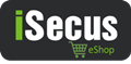 iSecus eShop, buy security products at Low Cost from China! Logo