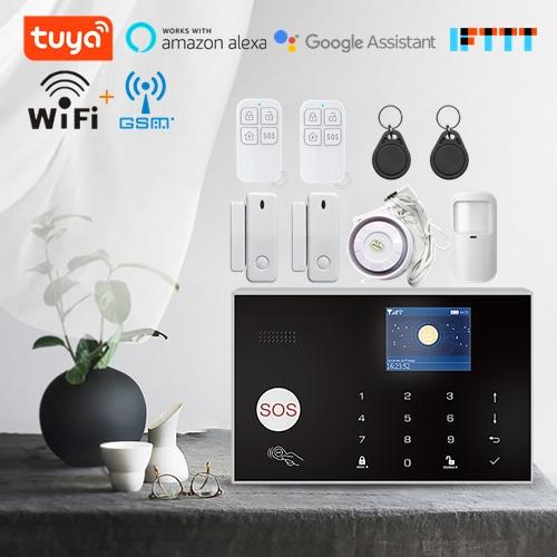 G300 Wireless Alarm System-ISECUS
