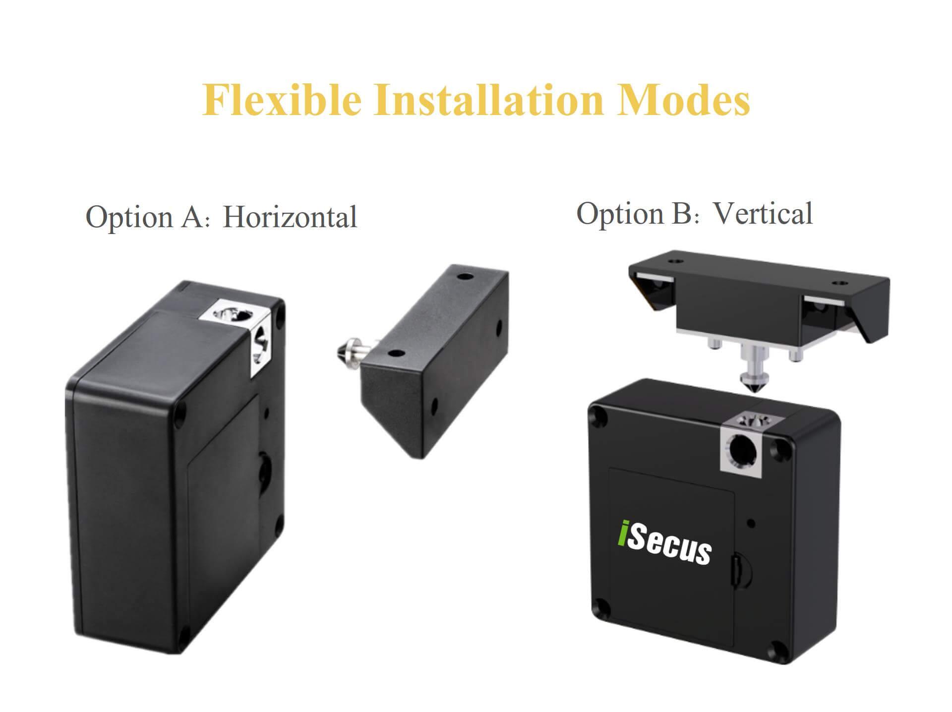 Hidden RFID Cabinet Lock Demonstration-P04
