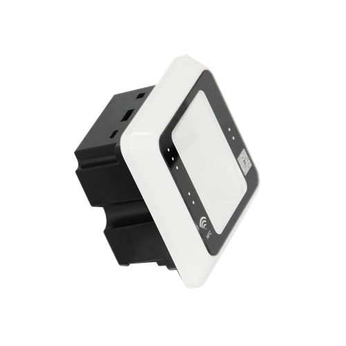 QR500-W QR Wiegand and RS485 Reader for Access Control-P2