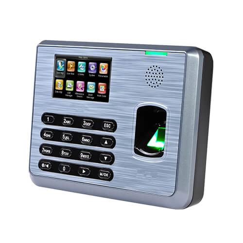 TX628 Fingerprint Time Attendance from ZKTeco